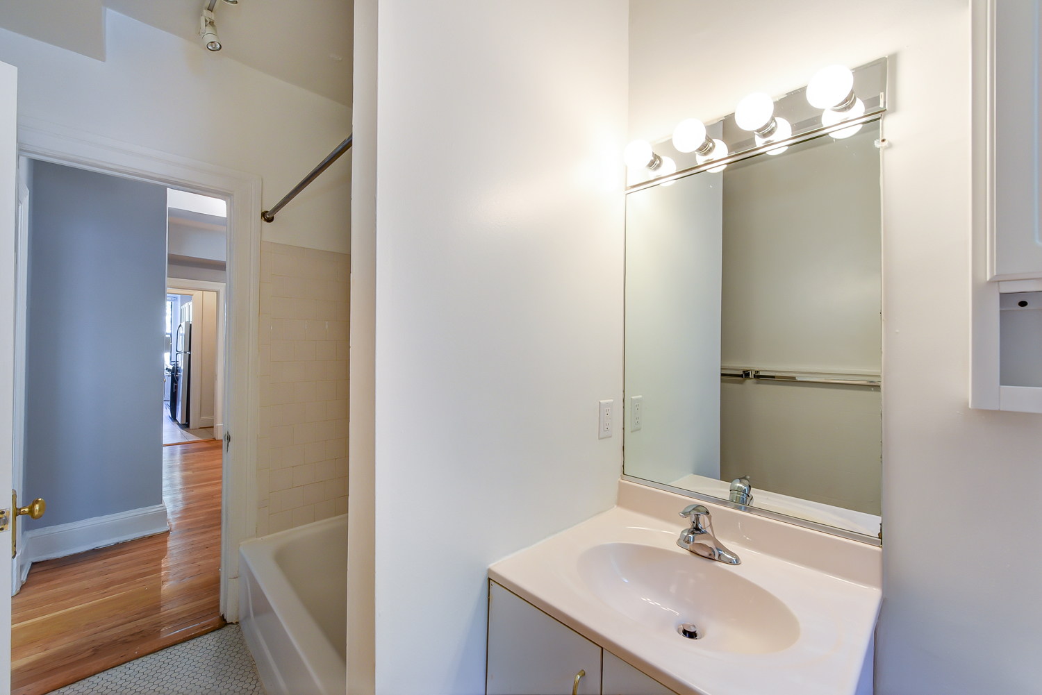 The Shawmut-Bathroom-DC-Apartment Rentals